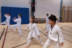 Gürtelprüfung Teakwondo